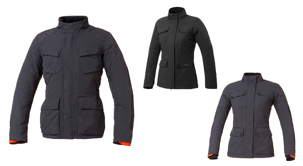 Protection all year round with the 4TEMPI – Tucano Urbano