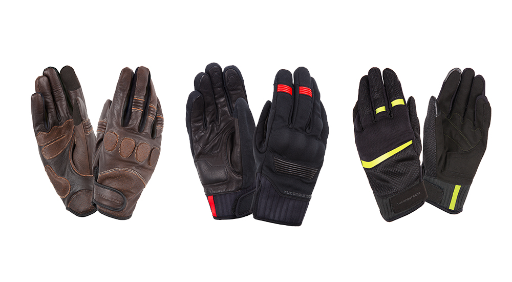 Brand-new gloves for Spring/Summer from Tucano Urbano
