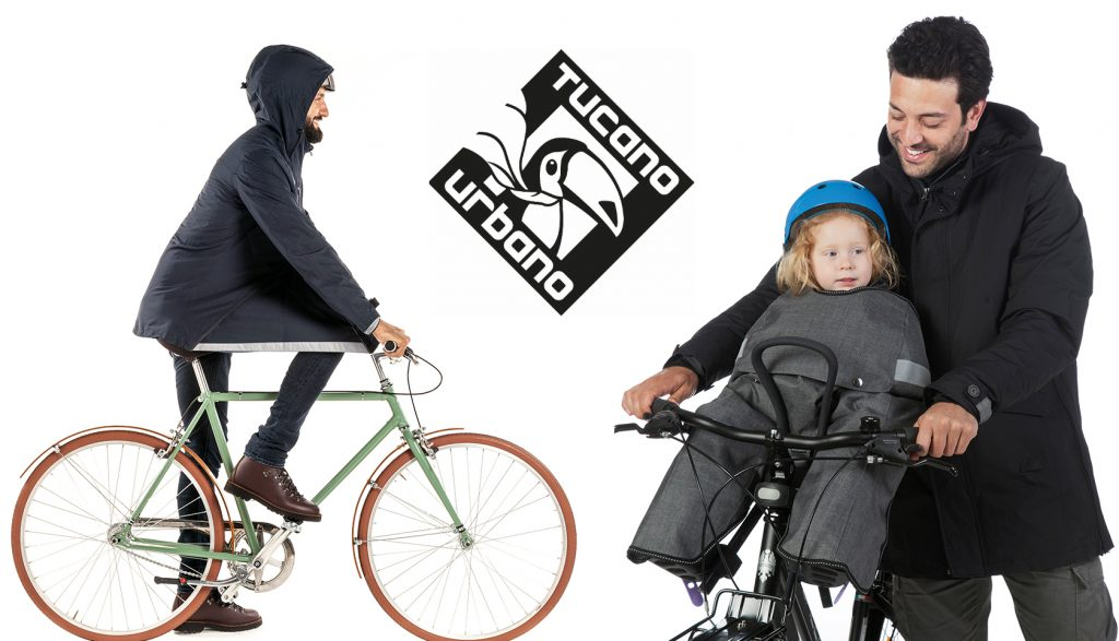 Tucano Urbano enter the world of pedals with their new cycling collection