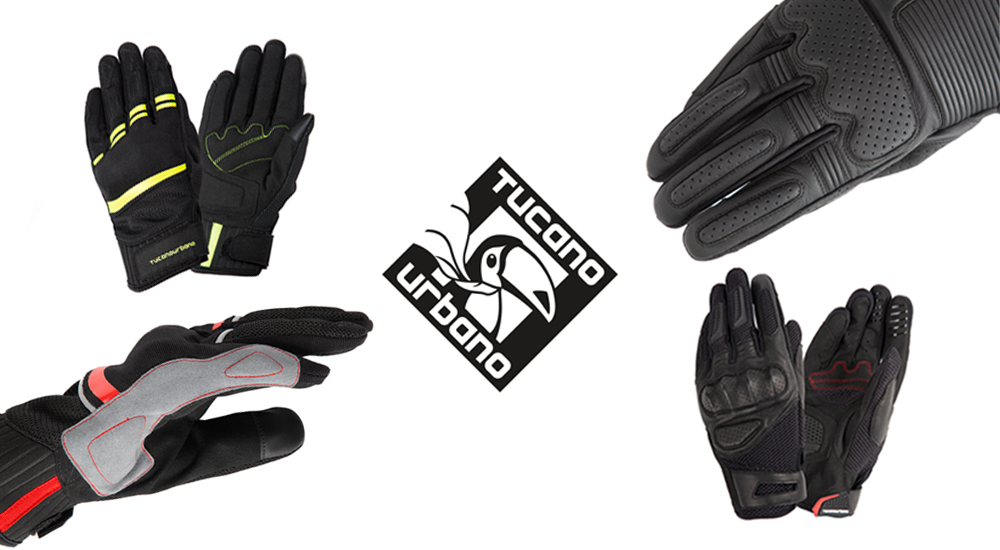 Perfect gloves for a summer ride